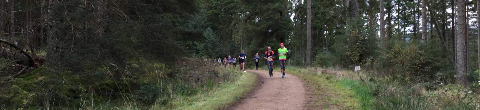 Kielder Half Marathon