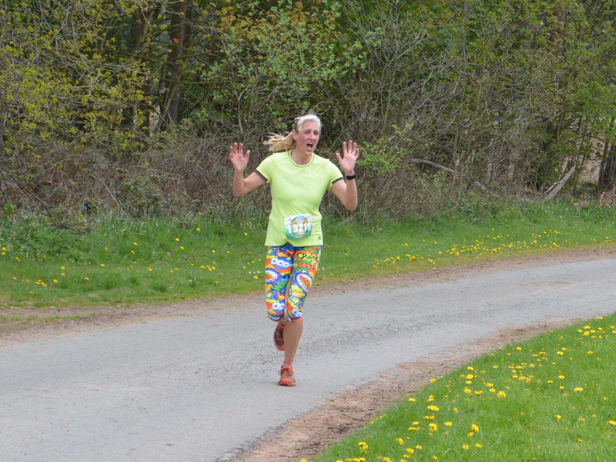 10 week online class for runners