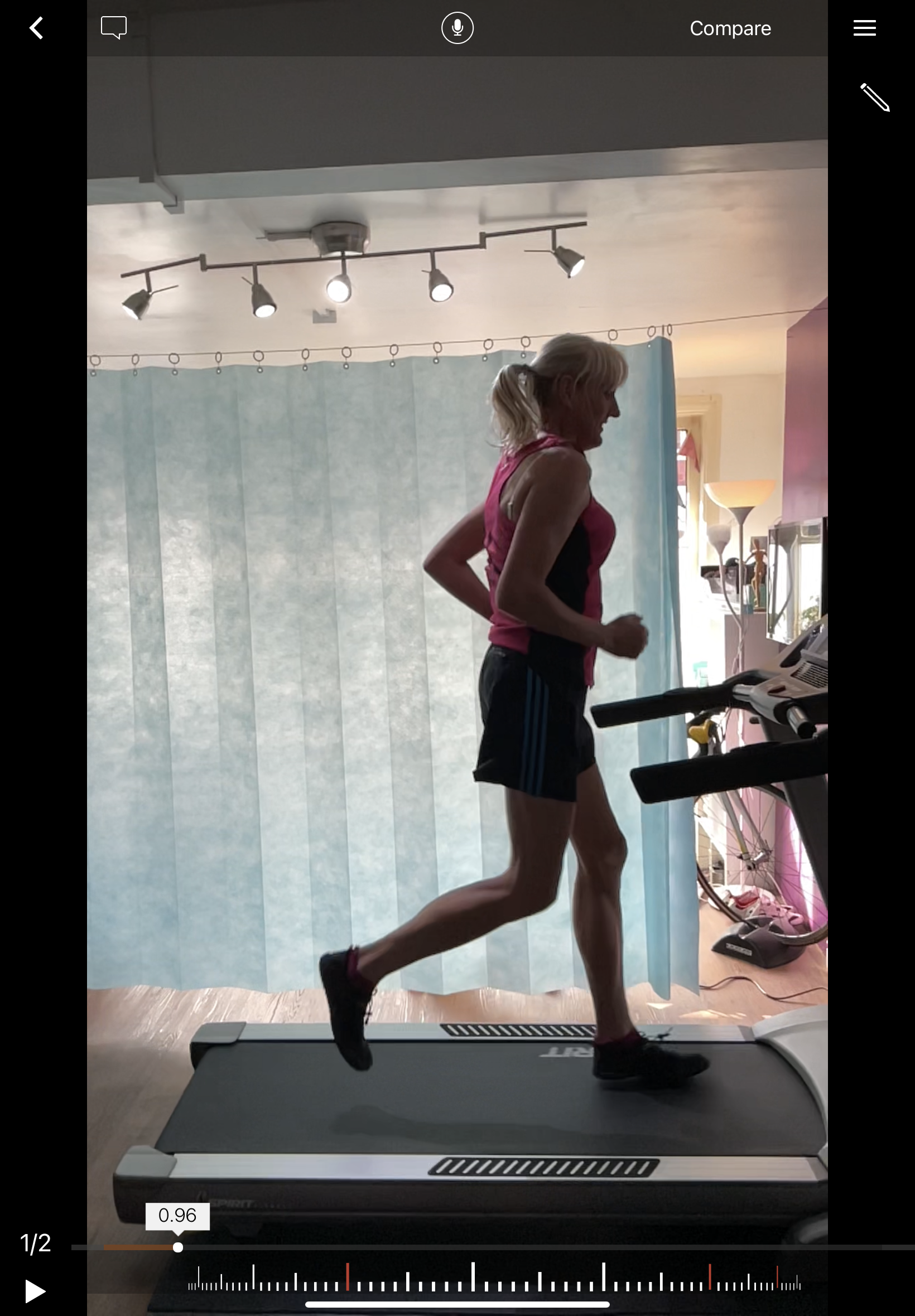 How to offload Tibialis Posterior when running